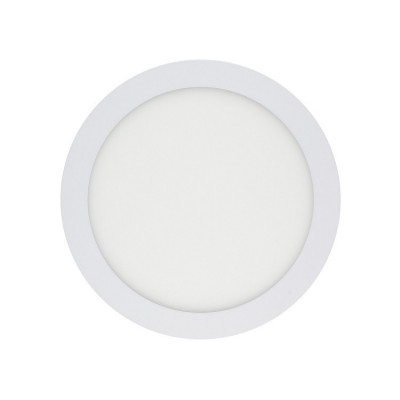 Spot Encastrable LED rond extra plat 15w-1200 lumens magasin commerce ip20-ip40