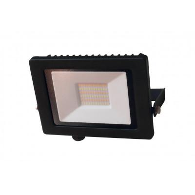 projecteur-led-30w-noir-avec-connecteur-direct-cable-presse-etoupe-ip65-2855-lumens-cct