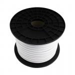 rouleau de 50m bobine neon flexible led 180-220v-vert