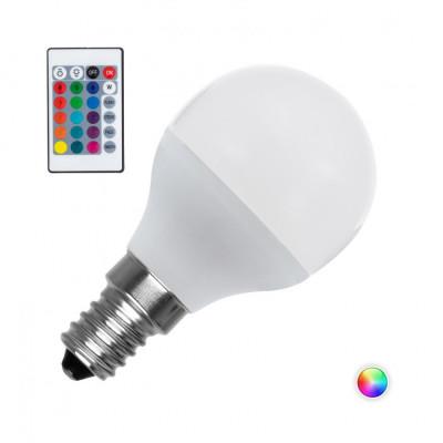ampoule-led-45w-e14-couleurs-rgbw-avec-telecommande