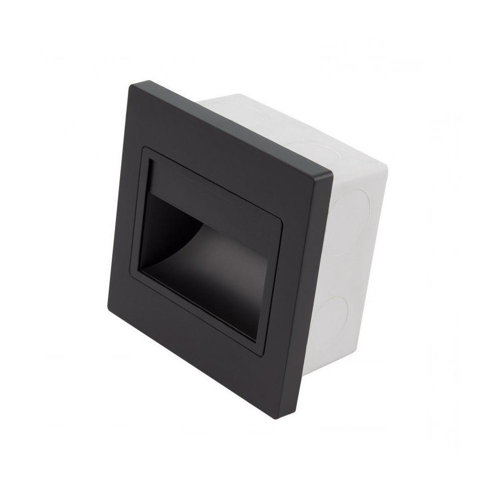 spot-de-balisage-a-15w-led-d-escalier-mur-encastrable-noir