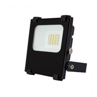 Projecteur à Led 10W etanche exterieur noir-1350 lumens-120w halogene