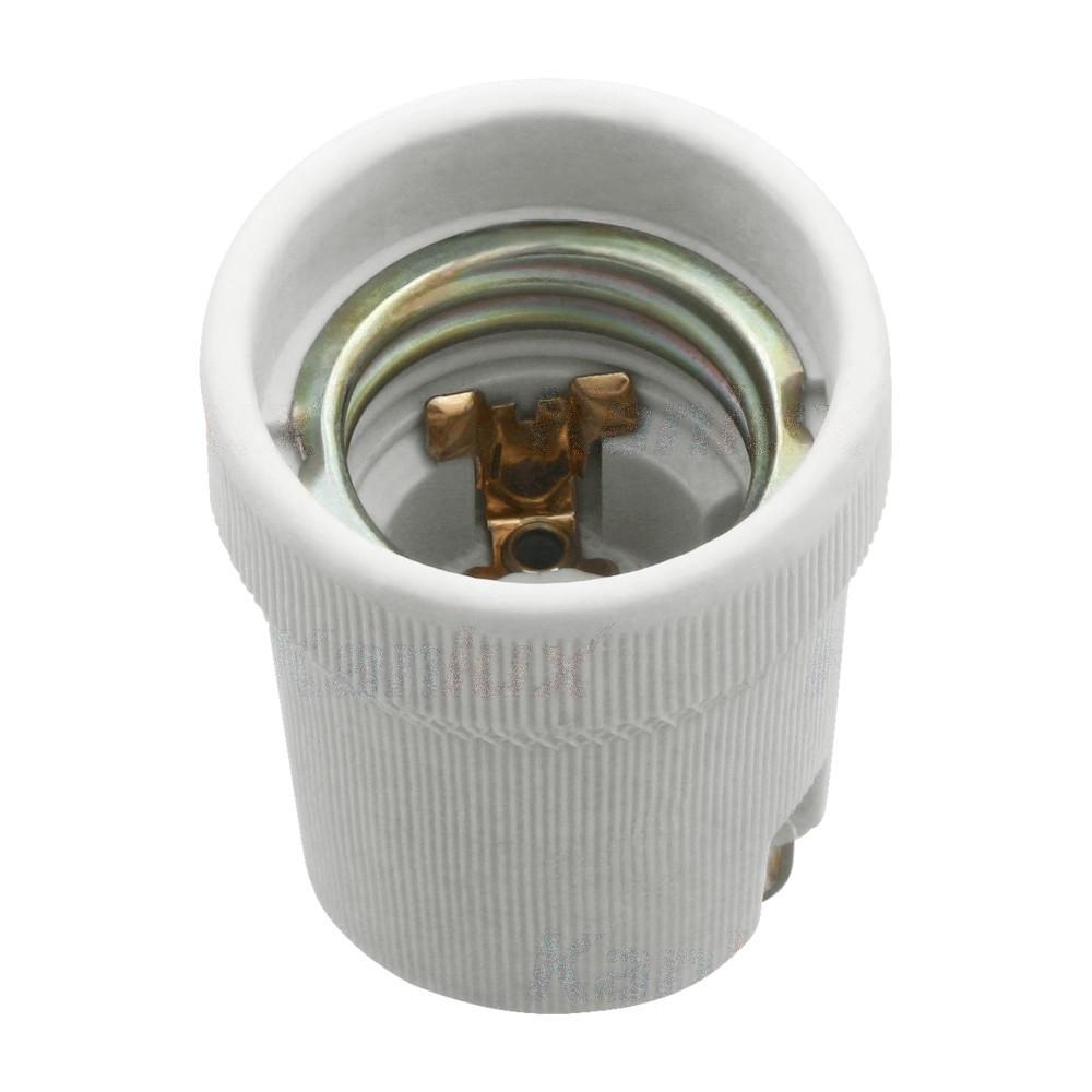 douille plastique Support de lampe Base ampoule e27