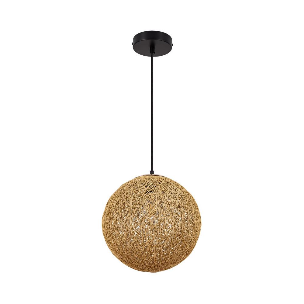 suspension-luminaire-suspendu-boule-tresse-culot-e27