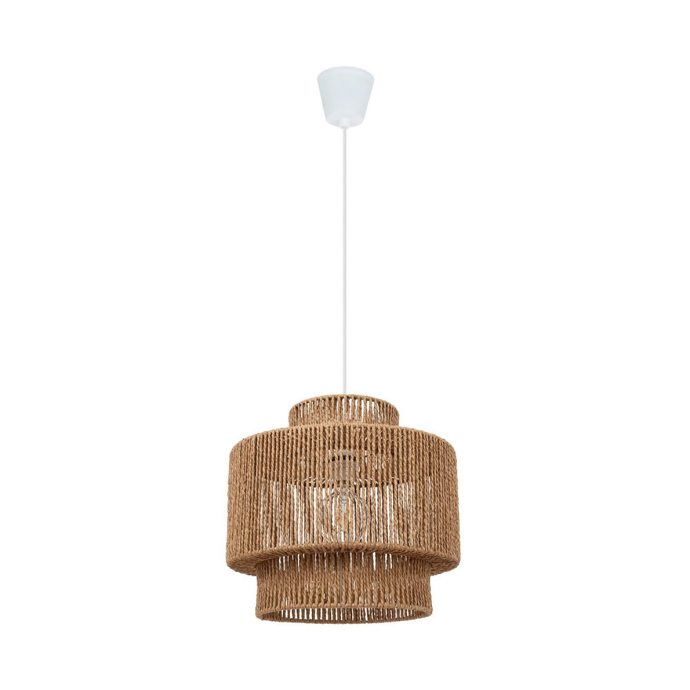 suspension-luminaire-suspendu-tresse-culot-e27