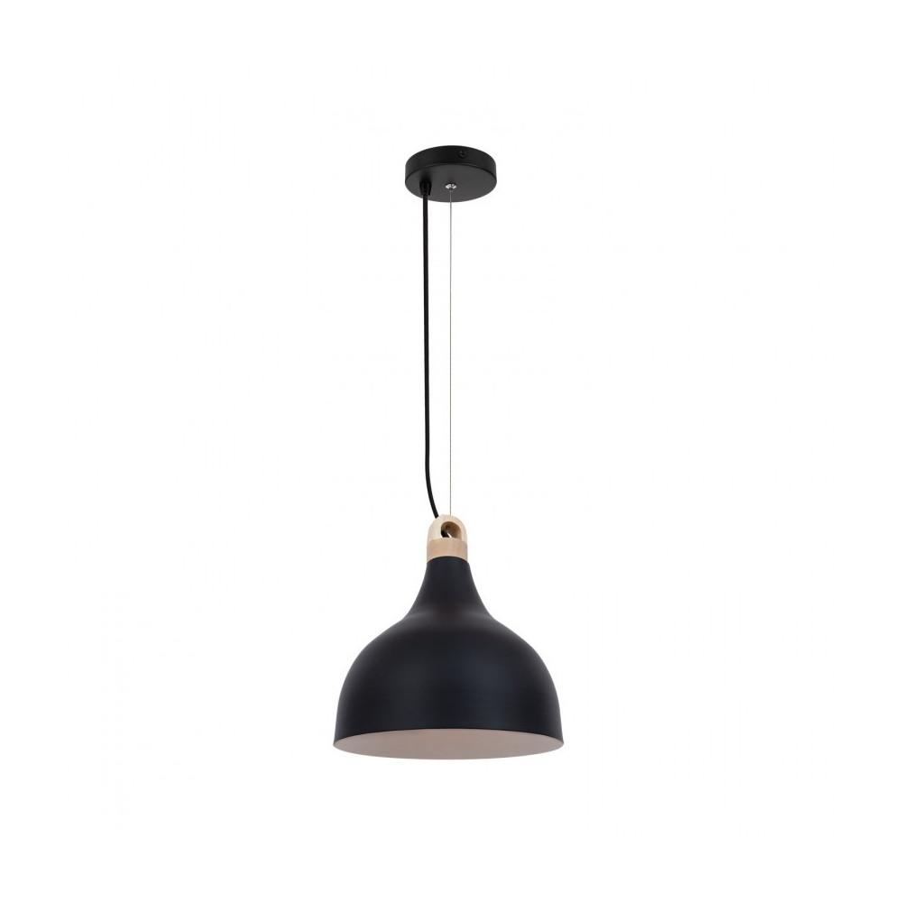 suspension-luminaire-suspendu-culot-e27-aluminium-noir-et-bois