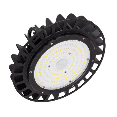 suspension industrielle pro-1-10v-200w led-ip65-115°-24000 lumens