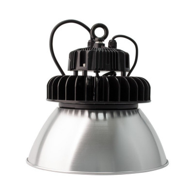 suspension industrielle pro-1-10v-100w led-ip65-90°-13500 lumens