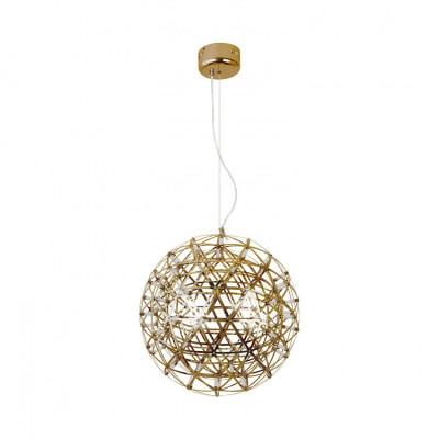 suspension-luminaire-suspendu-boule-50cm-cage-dore-45w-4500lm