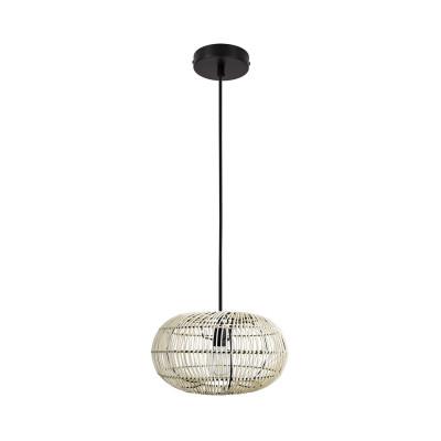 Suspension luminaire suspendu boule 40cm culot e27
