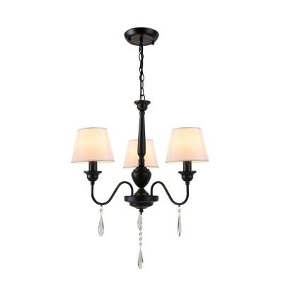 lustre-suspension-luminaire-suspendu-noir-3-tetes-culot-e14