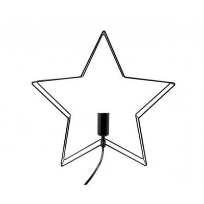 lampe-a-poser-forme-etoile-noire-culot-e14-aluminium-noir
