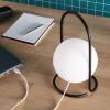 lampe-rechargeable-led-ip44-grise-nomade-portable-etanche-gris