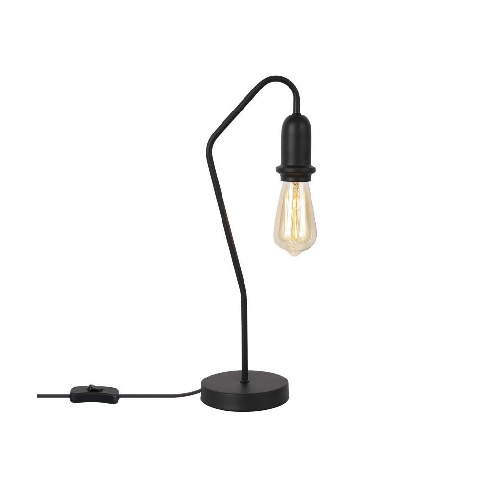 lampe-de-bureau-noire-luminaire-acier-noir-douille-culot-e27