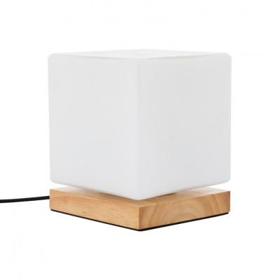 lampe-de-table-pied-socle-bois-et-cube-verre-blanc-culot-e27