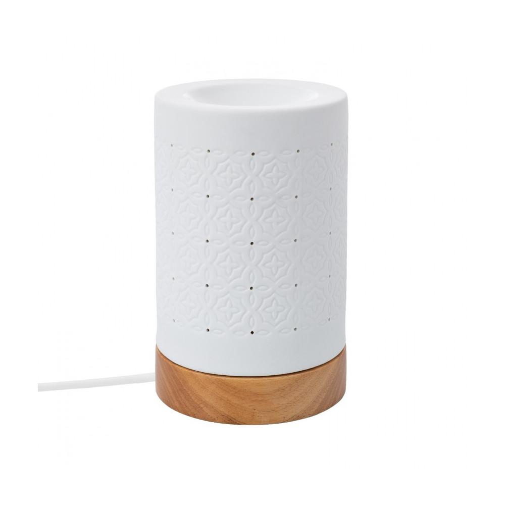 lampe-de-table-ceramique-blanche-culot-e14
