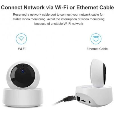 Caméra vidéo-surveillance maison enfants wifi connecté