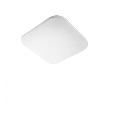 Applique plafonnier Philips 17w led hublot carré saillie