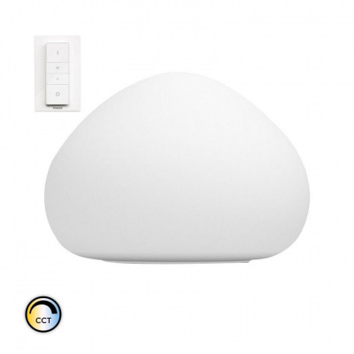 Lampe de table philips hue cct 9.5w 806 lumens