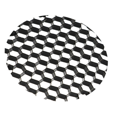 GRETA grille antireflets noir
