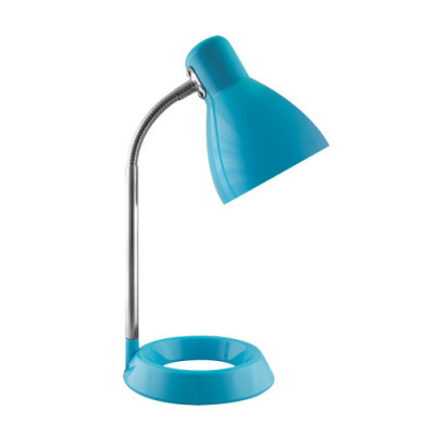 KATI E27 BLEU Lampe à poser...