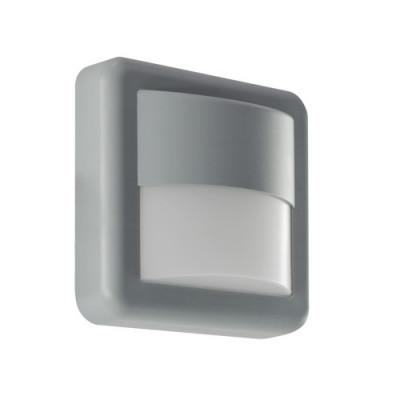 Applique plafonnier carre ip55 FIDO LED 4W L 4000K balisage