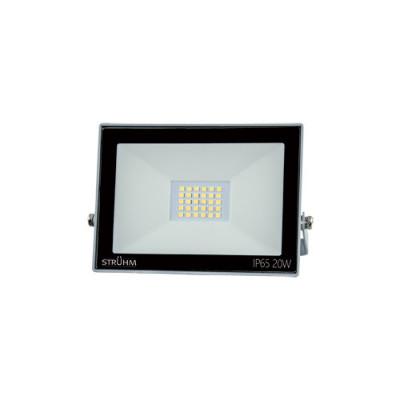 KROMA LED 20W GRIS 6500K...