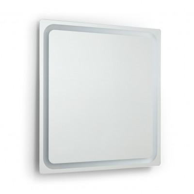 Applique miroir Salle de bain MINERVA 80cm-ip44 chromé 4000k