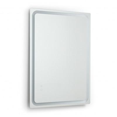 Applique miroir Salle de bain MINERVA 100cm TOUCH-ip44 chromé 4000k