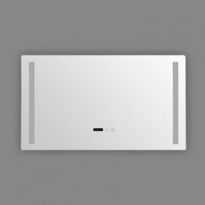 Miroir led salle de bain décoration dressing rectangle 70cm ip44