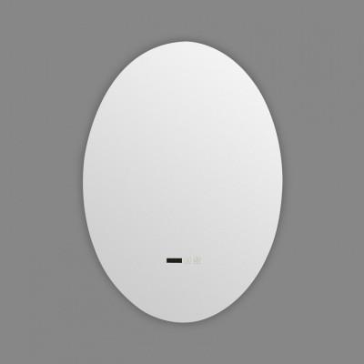 Miroir led 30w salle de bain décoration dressing ovale 50x70cm ip44