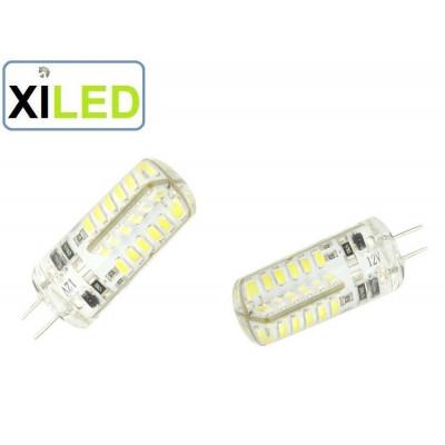 Ampoule LED 3w 12v dc-culot g4-270 lumens 360°-13x38mm
