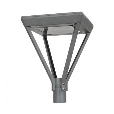 Tête de mat 60w LED Philips programmable-8100 lumens-éclairage public parking