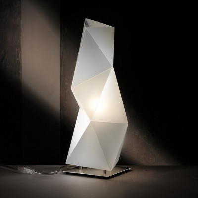 Lampe à Poser diamond Table S culot e14 SLAMP