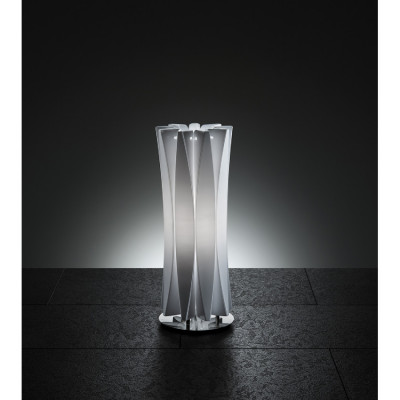 Lampe à Poser Bach Table S blanche culot e14 SLAMP