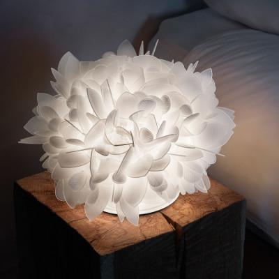 Lampe à Poser Veli Foliage Table culot e14 SLAMP