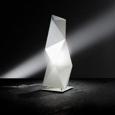 Lampe à Poser diamond Table médium culot 27 SLAMP