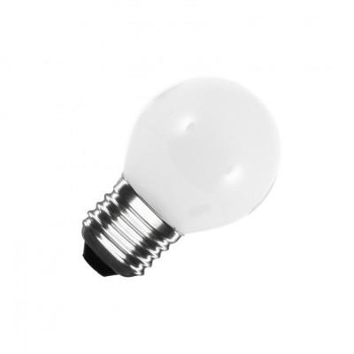 AMPOULE LED 4w boule verre-culot E27
