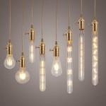 Ampoule filament décoration