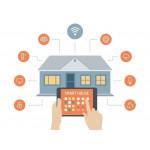 Catégorie Smart home maison connecté - Xiled : douille culot e27 400w wifi rf remote controle distance ewelink , controleur i...