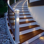 Encastrable LED sol ou mur