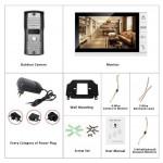 Catégorie Portier vidéo sécurité maison - Xiled : Caméra vidéo-surveillance wifi connectée ip grand angle hd panoramique , Ca...