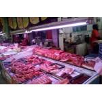 Tubes LED alimentaires boucherie poissonnerie