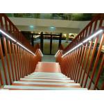 Catégorie Ruban LED 24v profilé aluminium - Xiled : accessoires connexion pour profilé led 24v kilo , Moulure 2m corniche cor...